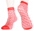 ".Socks Sublimation - Ankle : 9-1/2"" x 3-1/2"""