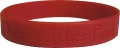 "Wristband Silicone 7/16"" x 8"" - Debossed or Embossed"