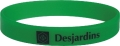 "Wristband Silicone 7/16"" x 8"" - Printed 1 Color"