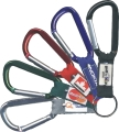 "Carabiner 3"" (Flat Side) - with sticker printed 4 color process"