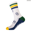".Sport Knitted Socks - Crew : 18"" x 3-1/2"""