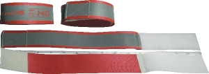 "Reflective Wrist Band (Velcro closure) - 1-1/2"" x 10"" approx."