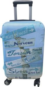 Luggage Cover Sublimation 26-28""